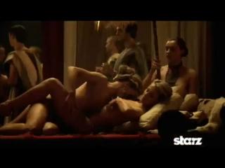 Страстный Секс С Вивой Бьянкой – Спартак: Кровь И Песок (2010)