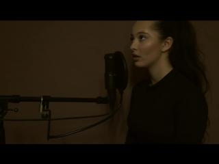 Красавица Faouzia Ouihya исполнила песню Adele Hello. Невероятный голос у неё!
