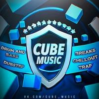 Логотип CUBE MUSIC / Dubstep DnB