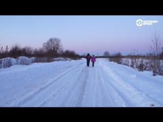 """""""Человек на карте"""": один день сельского почтальона-сантехника"""