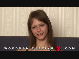 Beata Undine - WoodmanCastingX, casting anal porno