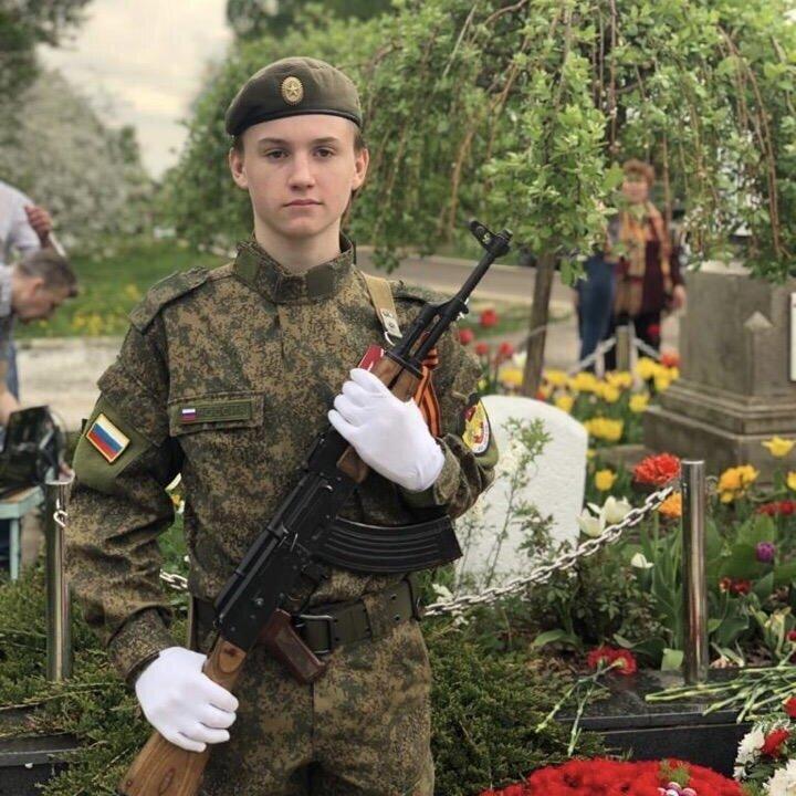 Девятиклассник из Ленинского городского округа Алексей Ефремов