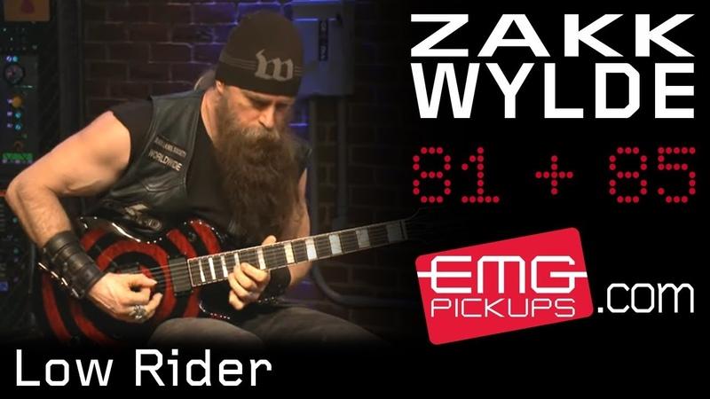 Zakk Wylde - Low Rider (2017)