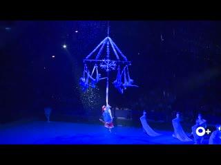 Новогоднее цирковое шоу для всей семьи В Тридевятом царстве в Москве!