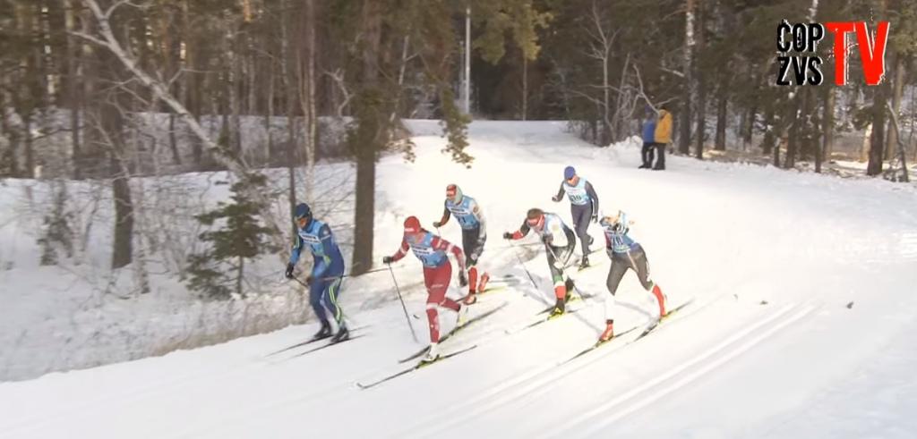 Лыжница Екатерина Смирнова открыла сезон на кубке Восточной Европы