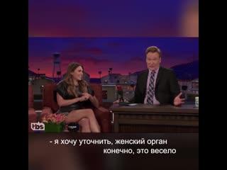 Алая Ведьма и русский мат