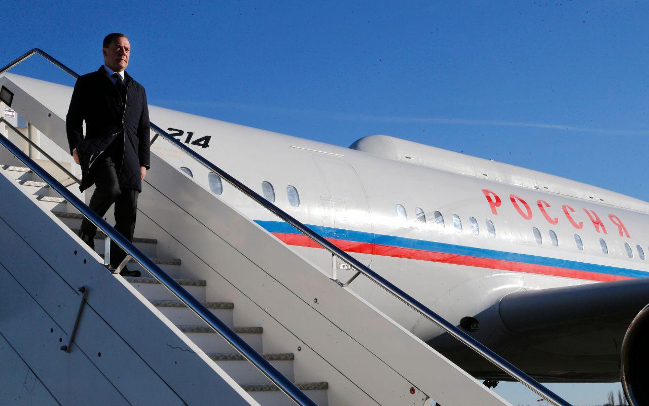 """Как Медведев """"сдал"""" Ливию"""