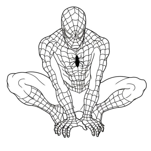 Воскресенье - самое время посмотреть с мальчишка этот фильм)) Какой из трех супер героев пауков самый