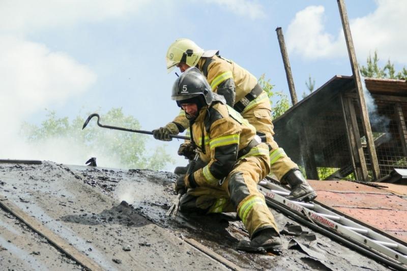За неделю в Марий Эл произошел 21 пожар