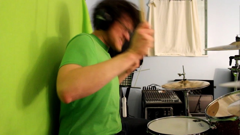 Foo Fighters Everlong Snare Drum Cover AMAZING