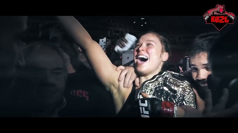 RONDA ROUSEY HIGHLIGHTS 2019 HD 1080p BEST MOMENTS KO