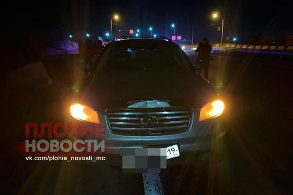 В Абакане женщина за рулем Инфинити сбила насмерть на пешеходном переходе школьницу Ей было 16 лет4 ноября, около 18 часов на 411 км автодороги Р-257 «Енисей» (район квартала Молодежный)