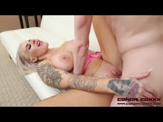 Andy Adams - Busty Blonde Fucked By Massive Sch