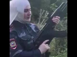 Блогершу-борцуху задержали в Чечне за наркотики