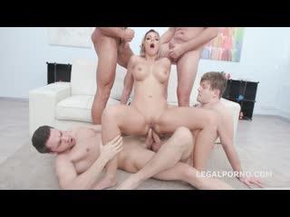 Jolee Love - Naked Barefoot 4on1 Balls Deep Anal DAP - Porno, Rough Sex Gangbang Big Tits Ass Dick Cock Group Gagging Porn Порно