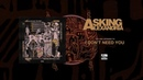 ASKING ALEXANDRIA I Don t Need You feat Grace Grundy