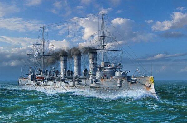 Крейсер «Варяг»  легенда русского флота