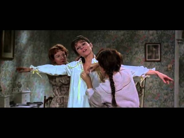 """I Could Have Danced All Night Audrey Hepburn My Fair Lady"""" 1964"""