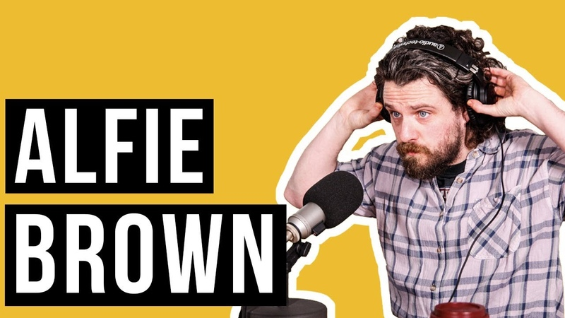 Comedian Alfie Brown on Stand Up Private Parts