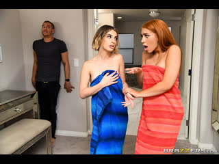 Brazzers - My Girlfriend's Girlfriend / Joseline Kelly, Kristen Scott & Xander Corvus