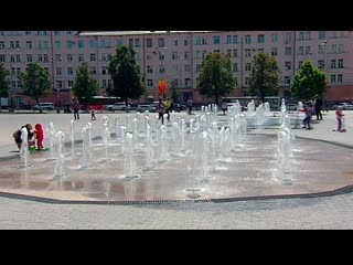 Выходные в Перми: фонтаны и выставки под открытым небом