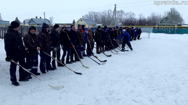 В Кугушевском сельском поселении состоялся турнир по хоккею с мячом, посвященный юбилеям Победы и ТАССР