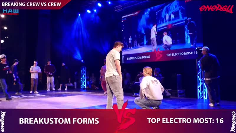 ENERGY 2019 Breaking Crews Final breakustom forms x top electro most 16 dj iggaz