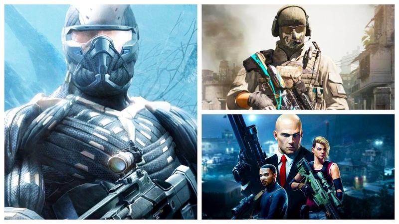 ИГРОНОВОСТИ Ремастер Crysis громят и переносят. Call of Duty с проблемами. Hitman 3 - конец истории