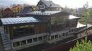 Студия Клееного Бруса Проект дома из клееного бруса Сегежа 250 м2