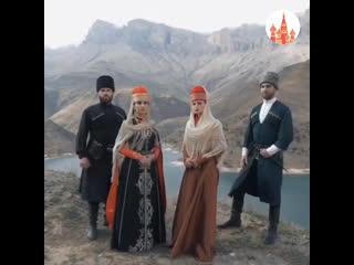 Поздравление с Днём Победы по-кавказски