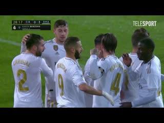 Эйбар  Реал Мадрид. Пенальти Карима Бензема