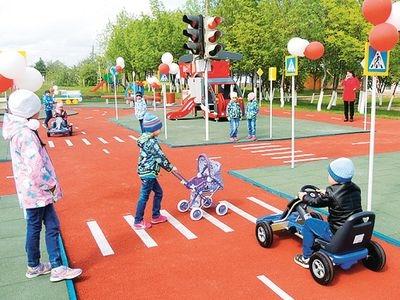 В Коломне откроют детский автогородок   До конца