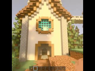 Minecraft с RTX | Crystal Palace