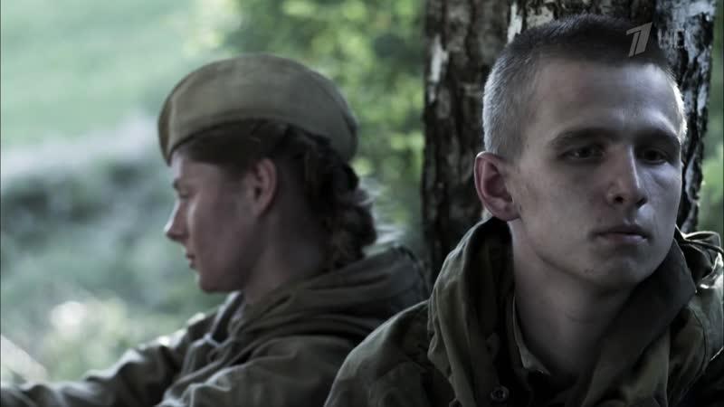 Военный фильм Привет от катюши 2013 1 2 3 4 серия