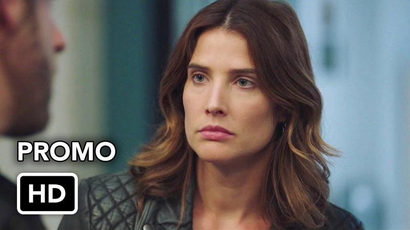 Stumptown 1x10 Promo (HD) Cobie Smulders series