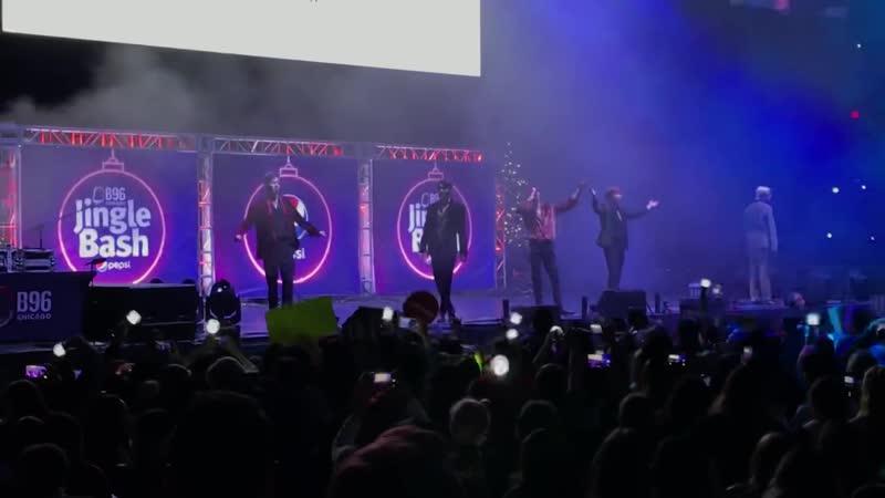 [VK][191207] MONSTA X fancam - FULL @ Jingle Ball Tour in Chicago