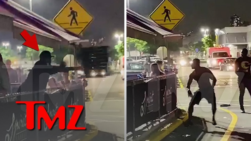 50 Cent Throws Table Chairs During Fight In New Jersey TMZ