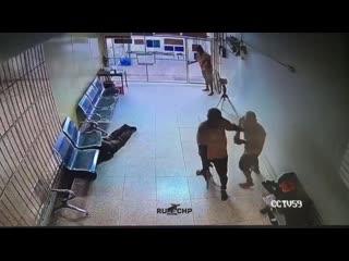 Побег из суда в Таиланде