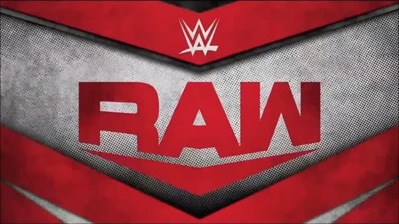 WWE RAW с русскими комментариями