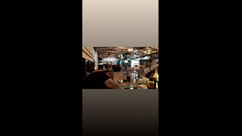 Терешин после операции впервые в обществе Видео Instagram