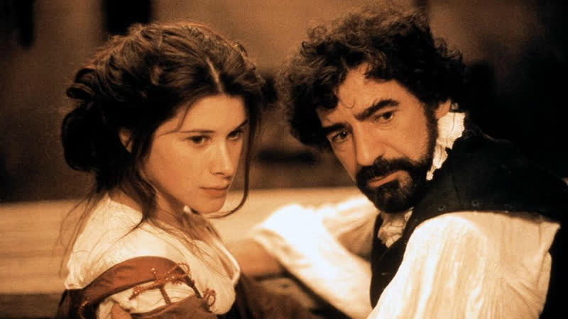 Артемизия Artemisia 1997 Франция Германия Италия Агнес Мерле драма биография исторический