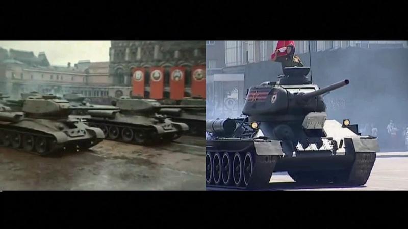 Парад Победы СССР и ЛНР 1945 2020 Великая Отечественная Война
