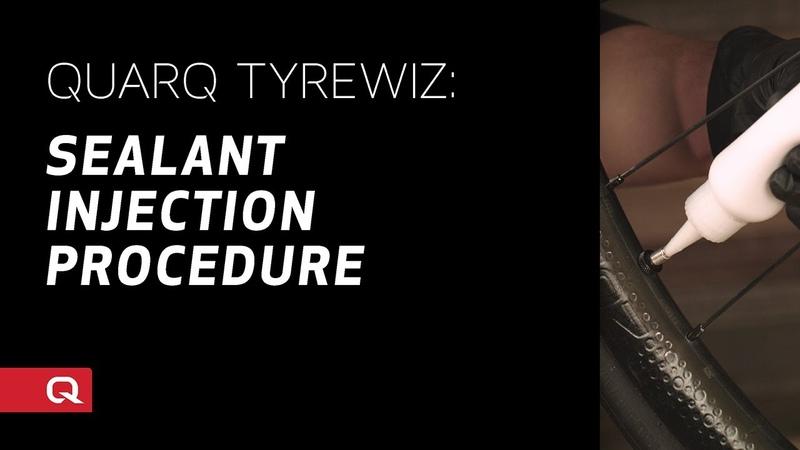QUARQ TyreWiz Sealant Injection Procedure