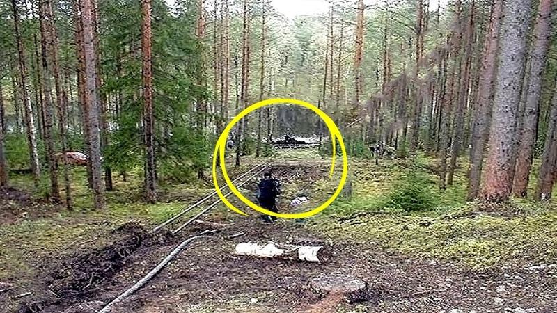 Мальчик Гулял по Лесу и Обнаружил Странную Вещь Вот Что Это Было на Самом Деле