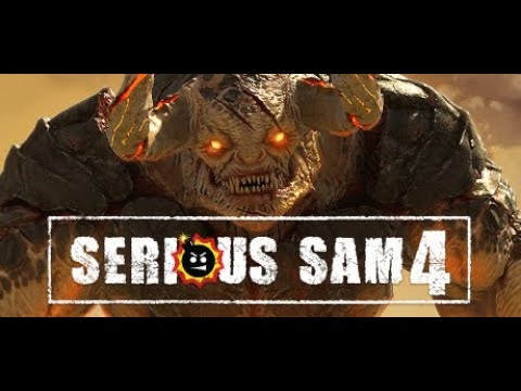 Serious Sam 4 Planet Badass Trailer