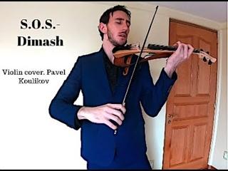 d'un terrien en dtresse- Dimash. Violin cover.