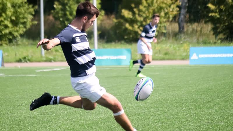 Player cam Seva Gusev Rugby