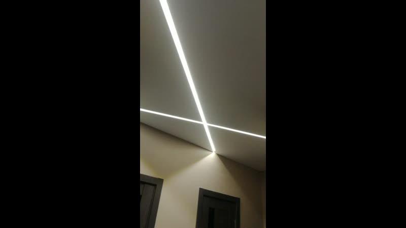 Готовые световые линии👍
