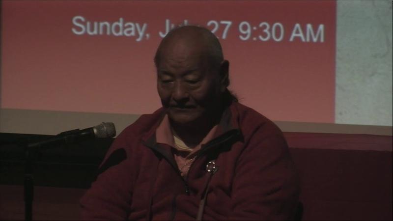 Chogyal Namkhai Norbu on the Roots of Tibetan Medicine