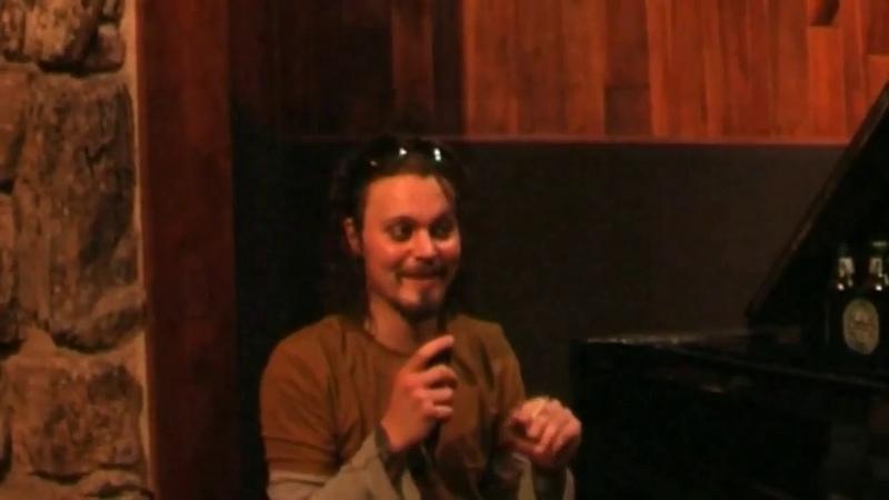 12 05 07 Ville Valo Sonic Seducer 2nd Interview перезалив rus sub